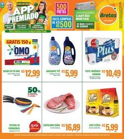 Ofertas de Supermercado Bretas no catálogo Supermercado Bretas (  Vence hoje)