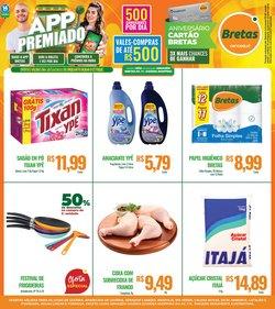 Catálogo Supermercado Bretas (  Vence hoje)