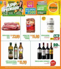Ofertas de Supermercados no catálogo Supermercado Bretas (  Publicado hoje)