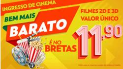 da5a1961ba00 Promoção de Supermercados no folheto de Bretas Supermercados em Goiânia