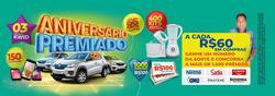 Cupom Supermercado Bretas em Montes Claros ( 2 dias mais )