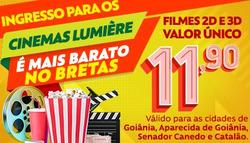 Cupom Supermercado Bretas ( 17 dias mais )