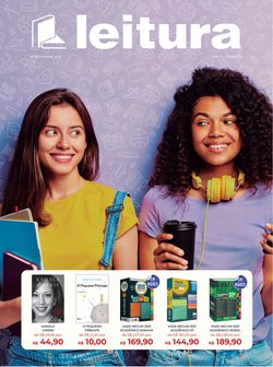 Ofertas Livraria, Papelaria e Material Escolar no catálogo Livraria Leitura em São Caetano do Sul ( 22 dias mais )