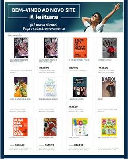 Ofertas Livraria, Papelaria e Material Escolar no catálogo Livraria Leitura em Mauá ( Publicado a 2 dias )