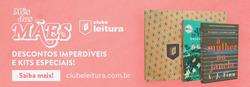 Cupom Livraria Leitura em Betim ( Válido até amanhã )