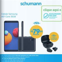 Ofertas Lojas de Departamentos no catálogo Schumann em Porto Alegre ( 3 dias mais )