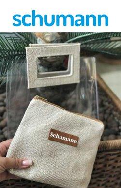 Ofertas Lojas de Departamentos no catálogo Schumann em Anápolis ( Publicado a 3 dias )