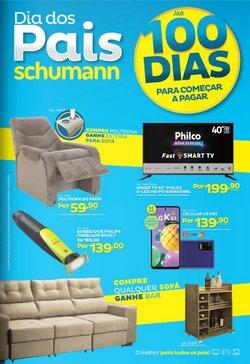 Ofertas de Lojas de Departamentos no catálogo Schumann (  9 dias mais)
