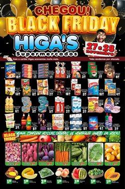 Catálogo Supermercado Higas em São Paulo ( Vence hoje )