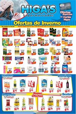 Catálogo Supermercado Higas (  Vence hoje)