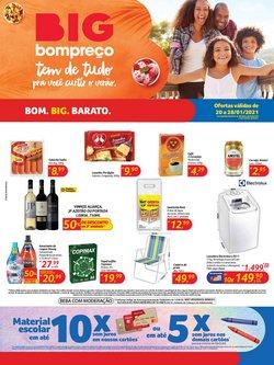Ofertas Supermercados no catálogo Big Bompreço em Aracaju ( Válido até amanhã )