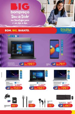 Ofertas Supermercados no catálogo Big Bompreço em Maceió ( 4 dias mais )