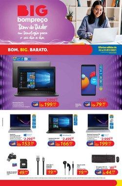Ofertas Supermercados no catálogo Big Bompreço em Aracaju ( 4 dias mais )