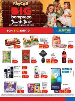 Ofertas Supermercados no catálogo Big Bompreço em Jaboatão dos Guararapes ( Válido até amanhã )