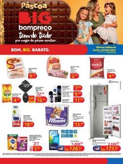 Ofertas Supermercados no catálogo Big Bompreço em Camaçari ( 3 dias mais )