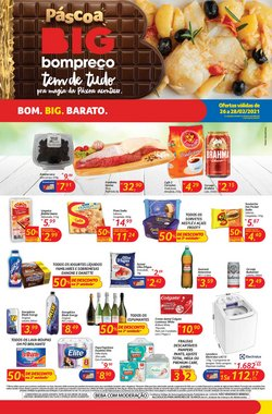 Catálogo Big Bompreço em Fortaleza ( Válido até amanhã )
