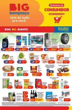 Ofertas Supermercados no catálogo Big Bompreço em Jaboatão dos Guararapes ( 2 dias mais )