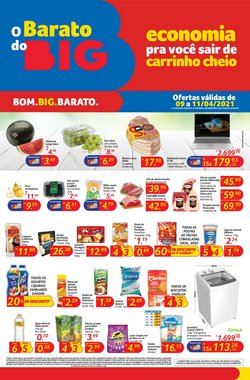 Catálogo Big Bompreço em Recife ( Válido até amanhã )