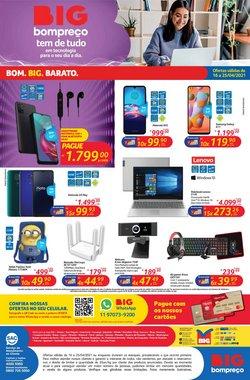 Catálogo Big Bompreço em Salvador ( Publicado ontem )