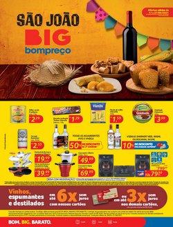 Ofertas de Supermercados no catálogo Big Bompreço (  Publicado hoje)