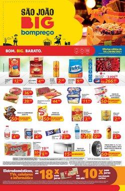 Ofertas de Supermercados no catálogo Big Bompreço (  Publicado ontem)