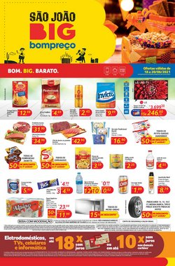 Ofertas de Supermercados no catálogo Big Bompreço (  Válido até amanhã)