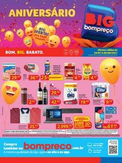 Ofertas de Big Bompreço no catálogo Big Bompreço (  4 dias mais)
