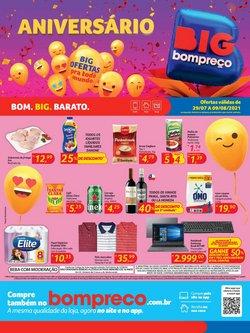 Ofertas de Supermercados no catálogo Big Bompreço (  6 dias mais)