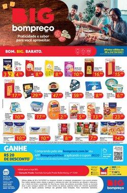 Ofertas de Supermercados no catálogo Big Bompreço (  3 dias mais)