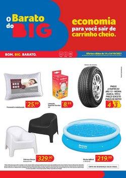 Ofertas de Big no catálogo Big Bompreço (  6 dias mais)