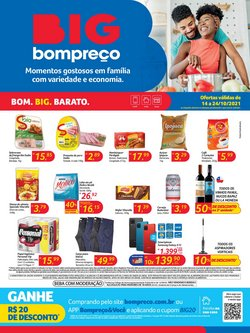 Ofertas de Big Bompreço no catálogo Big Bompreço (  Válido até amanhã)