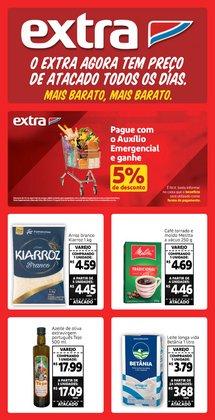 Catálogo Extra em Salvador ( Válido até amanhã )