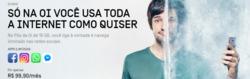 Promoção de Oi no folheto de São Paulo