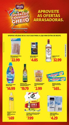 Catálogo Mini Extra em Recife ( Vencido )