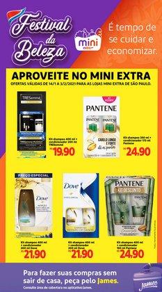 Catálogo Mini Extra em Campinas ( 8 dias mais )