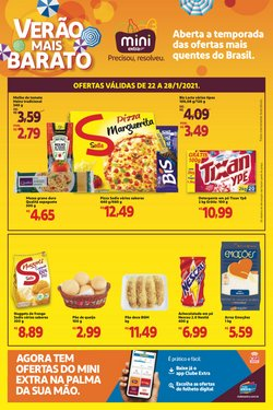 Catálogo Mini Extra em Recife ( 2 dias mais )