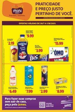 Ofertas de Supermercados no catálogo Mini Extra (  6 dias mais)