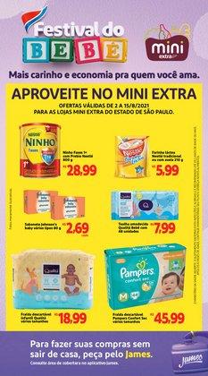 Ofertas de Mini Extra no catálogo Mini Extra (  Publicado ontem)