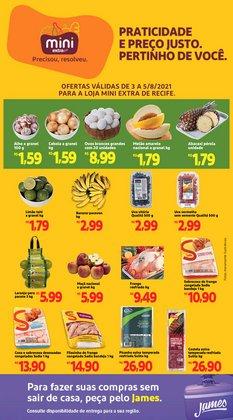 Ofertas de Supermercados no catálogo Mini Extra (  Publicado hoje)