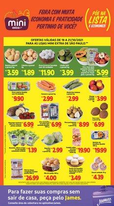 Ofertas de Supermercados no catálogo Mini Extra (  Vence hoje)
