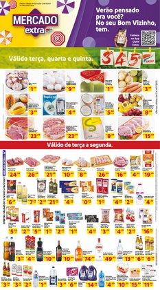 Ofertas Supermercados no catálogo Mercado Extra em Teresópolis ( Vence hoje )