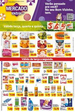 Ofertas Supermercados no catálogo Mercado Extra em Olinda ( Publicado a 2 dias )