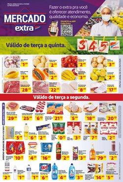 Catálogo Mercado Extra ( Válido até amanhã )
