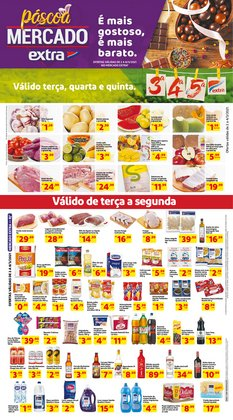 Catálogo Mercado Extra em Rio de Janeiro ( 3 dias mais )