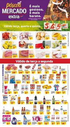Catálogo Mercado Extra ( Publicado ontem )