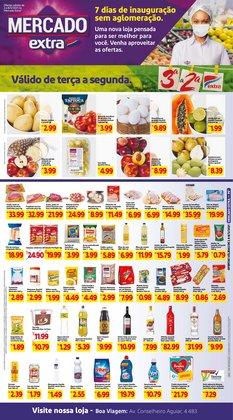 Ofertas Supermercados no catálogo Mercado Extra em Jaboatão dos Guararapes ( Vence hoje )