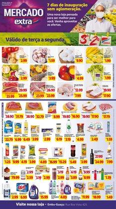 Catálogo Mercado Extra (  Válido até amanhã)