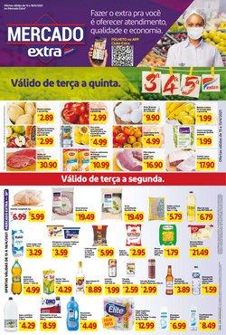 Catálogo Mercado Extra (  Publicado ontem)