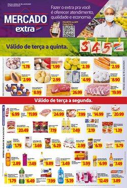 Ofertas de Supermercados no catálogo Mercado Extra (  Publicado hoje)