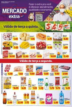 Ofertas de Mercado Extra no catálogo Mercado Extra (  3 dias mais)